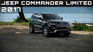 jeep limited price 2017 jeep commander limited review rendered price specs release
