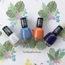 moon shine mani 2017 summertime soundtrack collection the