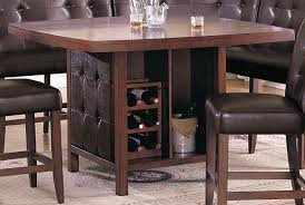 Hidden Dining Table Cabinet Dinette Table With Wine Rack Dining Storage Room Cabinet On Home