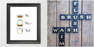 Bathroom Symbols Funny Bathroom Signs Bathroom Etiquette Rules