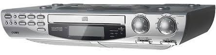 under cabinet stereo cd player under counter radio the best radio