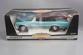 buy ertl 7308 1 12 scale die cast 1964 pontiac gto replica ex box