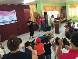 christmas gift giving at san marcelino zambales december 6 2014