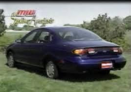 1996 ford taurus mercury sable test drive
