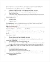 Job Description For Waitress For Resume by Amazing Ideas Hostess Resume Skills 13 Job Description For Cv