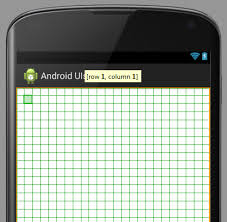 xamarin android table layout android ui layouts and controls codeproject