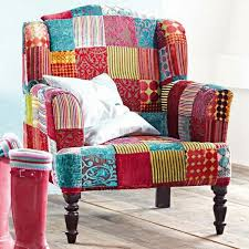patchwork wooden furniture one decor