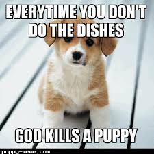 Dishes Meme - your dishes
