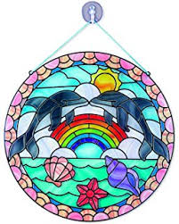 doug stained glass made easy activity kit