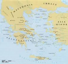 Greece Turkey Map by What Am I Doing Here Smooth Living In The Aegean Vagobond