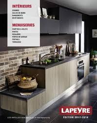 cuisine lapeyre catalogue lapeyre antilles catalogue 2017 2018 by momentum média issuu