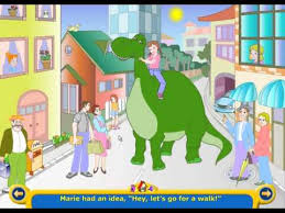 my pet dinosaur story book for children