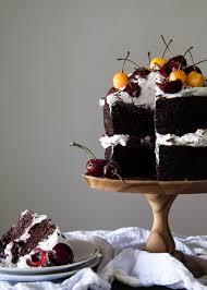 black forest cake u2014 style sweet ca