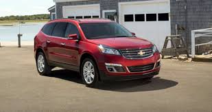 chevrolet traverse 7 seater 2016 chevy traverse is a 7 seat suv model 2015carspecs com