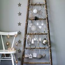 ladder christmas tree 22 alternative christmas trees go hippie chic