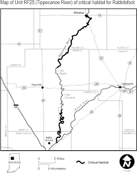 Coshocton Ohio Map by Federal Register Endangered And Threatened Wildlife And Plants