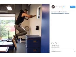 carlos correa training routine and top instagram workout posts