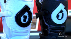 661 motocross boots sixsixone 2009 comp boots youtube