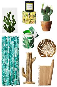 H M Home Decor H M Home Goes Jungle Happy Interior