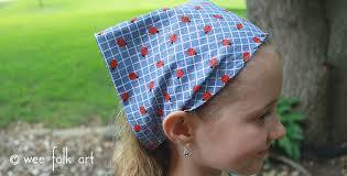 stretchy headbands stretchy bandana headband wee folk