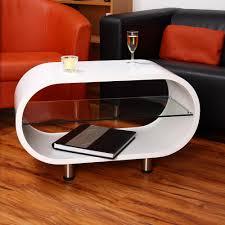 ventouse pour table basse en verre table basse avec tablette en verre prix promo 189 u20ac