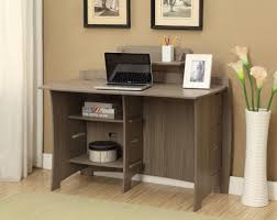 no tools assembly desk 48 inch desk popular flat top computer with hutch within