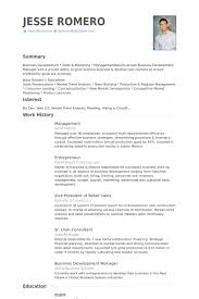 Program Management Resume Examples by Management Resume Samples Visualcv Resume Samples Database