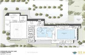 Fitness Center Floor Plans Aquatic U0026 Fitness Ctr Renovation U0026 New Construction Chehalem