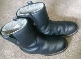 s ugg australia brown zea boots ugg australia stoneman black waterproof leather 1006046