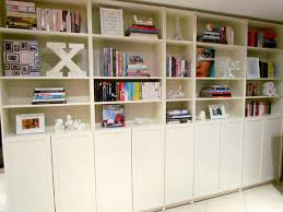 Billy Bookcase With Doors White Captivating Furniture White Book Shelf With Doors On