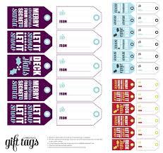 diy 11 free printable christmas gift tags bloved blog