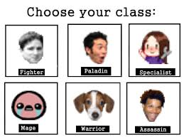Twitch Memes - twitch emote edition choose your class know your meme