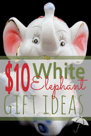 elegant white elephant gifts from funny white elephant gifts on
