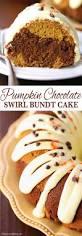 pumpkin chocolate swirl bundt cake mom loves baking