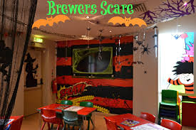 precious little worlds visit brewers scare this october half term
