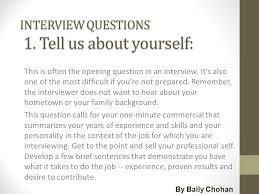 most questions in job interview the most common interview question u0027s by bally chohan job portal