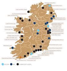 Map Of Dublin Ireland A Glass Apart