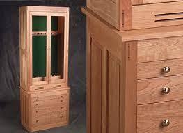 Free Wooden Gun Cabinet Plans 8 Best Gun Cabinet Plans Images On Pinterest Gun Cabinet Plans