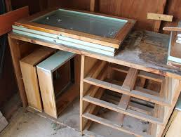 Reuse Kitchen Cabinets We Hope To Reuse The Original Kitchen Cabinetry In Our American
