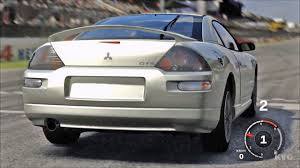 eclipse mitsubishi 2003 forza motorsport 3 mitsubishi eclipse gts 2003 test drive