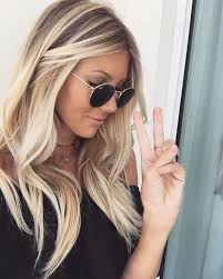 Frisuren Mittellange Haar Blond by 10 Wunderschönen Haarfarbe Ideen Für Frisuren