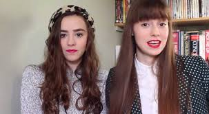 who are amelia and grace mandeville youtube u0027s the mandeville