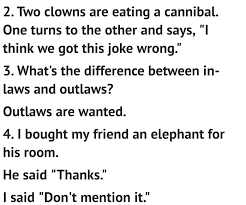 45 short clean jokes so bad you may just laugh album on imgur