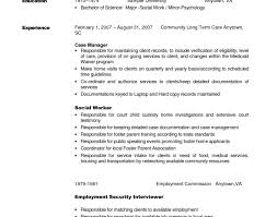 social worker resumes assistant social worker sle resume fresh resume awesome