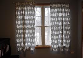 elephant curtains for nursery thenurseries