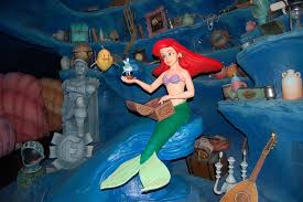 free photo mermaid ariel disney free image pixabay