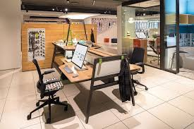 Furniture Companies by Office Furniture Companies Embrace Coworking Variety Of Spaces