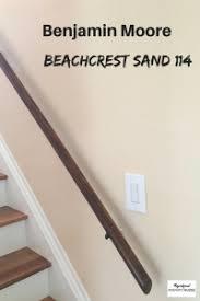 benjamin moore beachcrest sand 114 paint colors pinterest