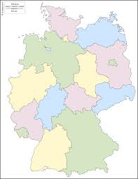 Bremen Germany Map by Germany Free Map Free Blank Map Free Outline Map Free Base Map