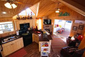 nir pearlson river road escape a rustic retreat in canoe bay cabin small house maddison